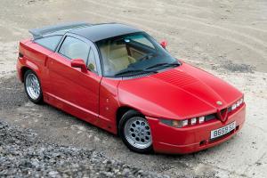 Alfa Romeo SZ&RZ